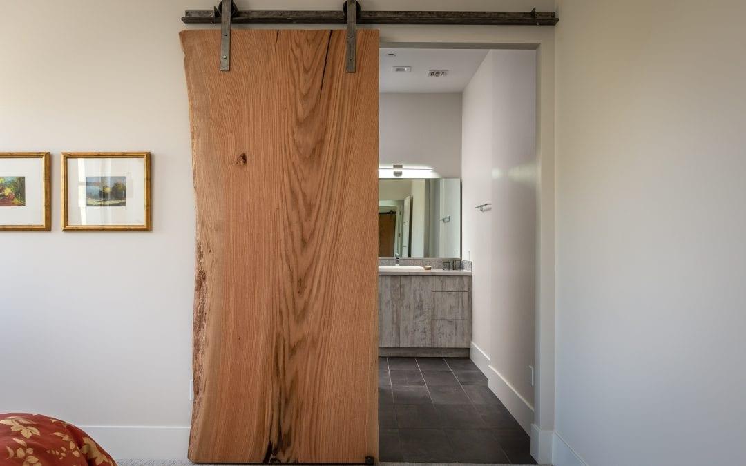 Organic Live Edge Door