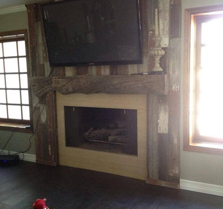 Chris S. Fireplace