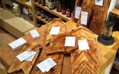 Michael's Olive Wood Boards