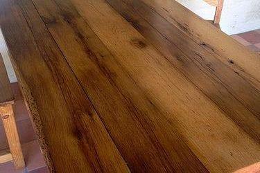 Threshing Floor Table