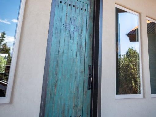 Sedona Custom Front Door