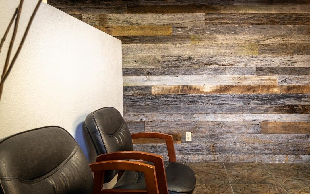 AllFab Engineering Wood Wall
