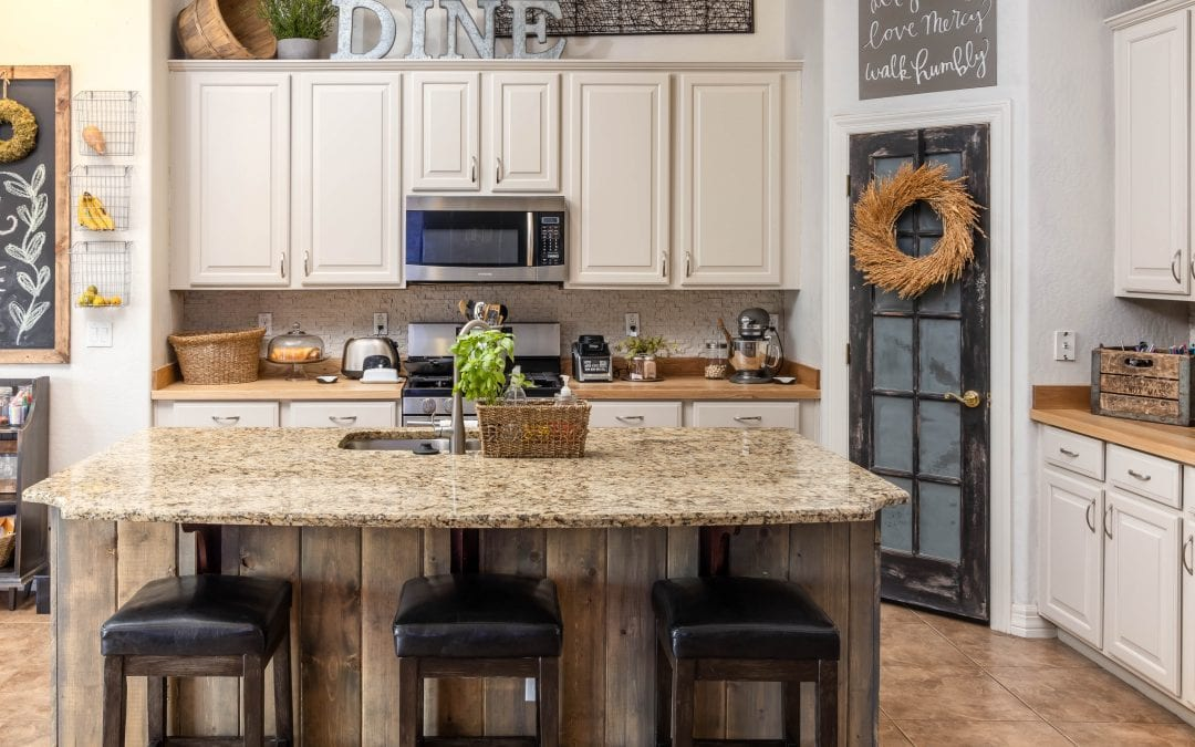 Reclaimed Hardwoods Countertops