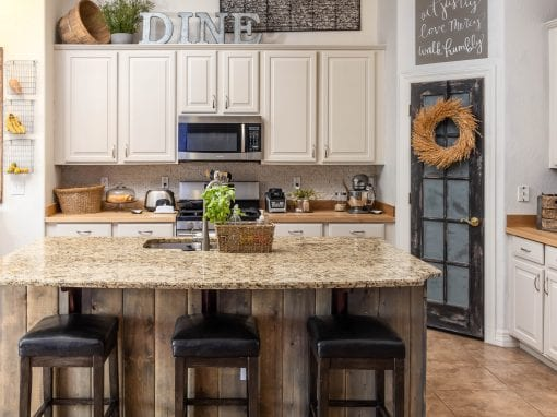 Reclaimed Hardwoods Countertops