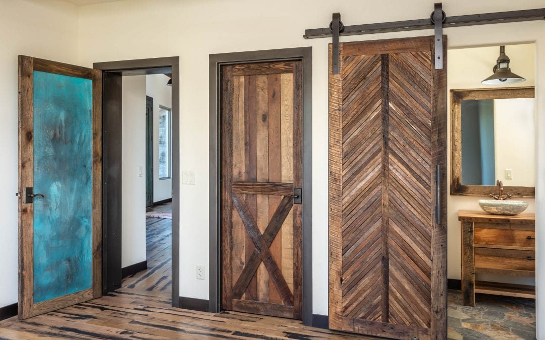 3 Custom Bedroom Doors