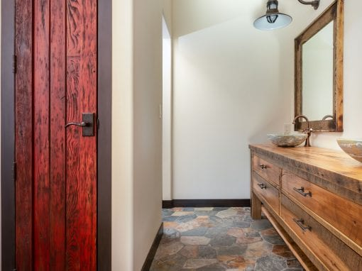 Jack & Jill Guest Bathroom