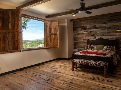 Sedona Master Bedroom