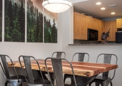 Redwood Live Edge Table