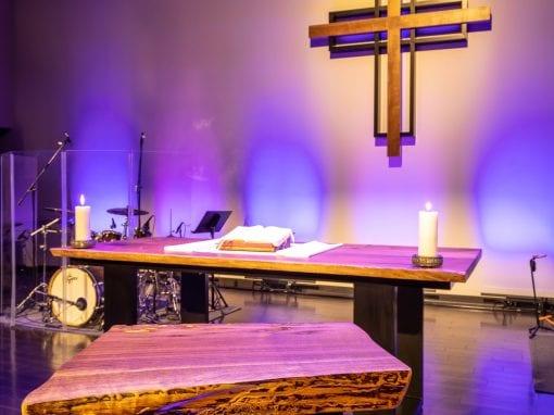 Gethsemane Church Worship Center