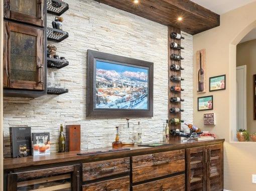 Mushroom Wood Wine Bar