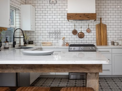 61st Reclaimed Kitchen Accents