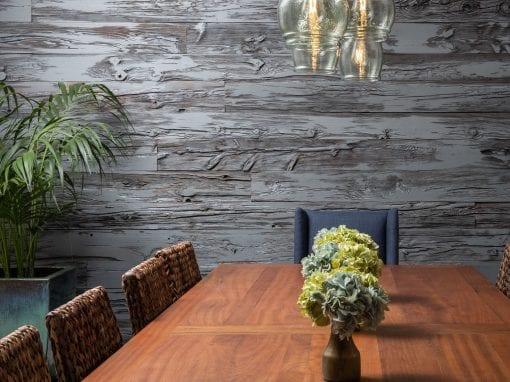 Dead Sea Mushroom Wood Wall