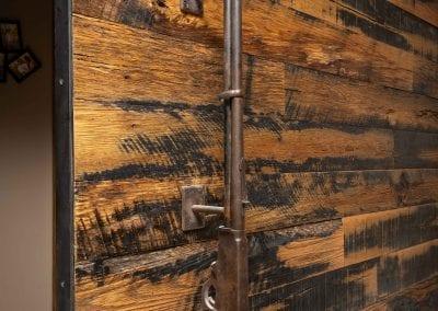 Yarnell Hill Sliding Door