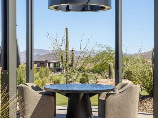 Seven Desert Mountain CONCRETE Table & Base