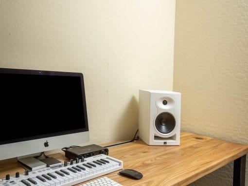 Red Elm Recording Studio Desk